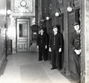 Elevator operators
