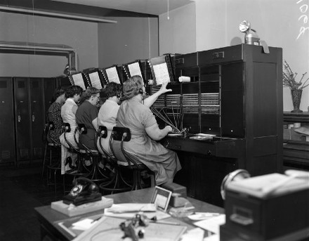 Line operators before automation