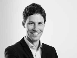 Matija Kovac, development manager and co-founder