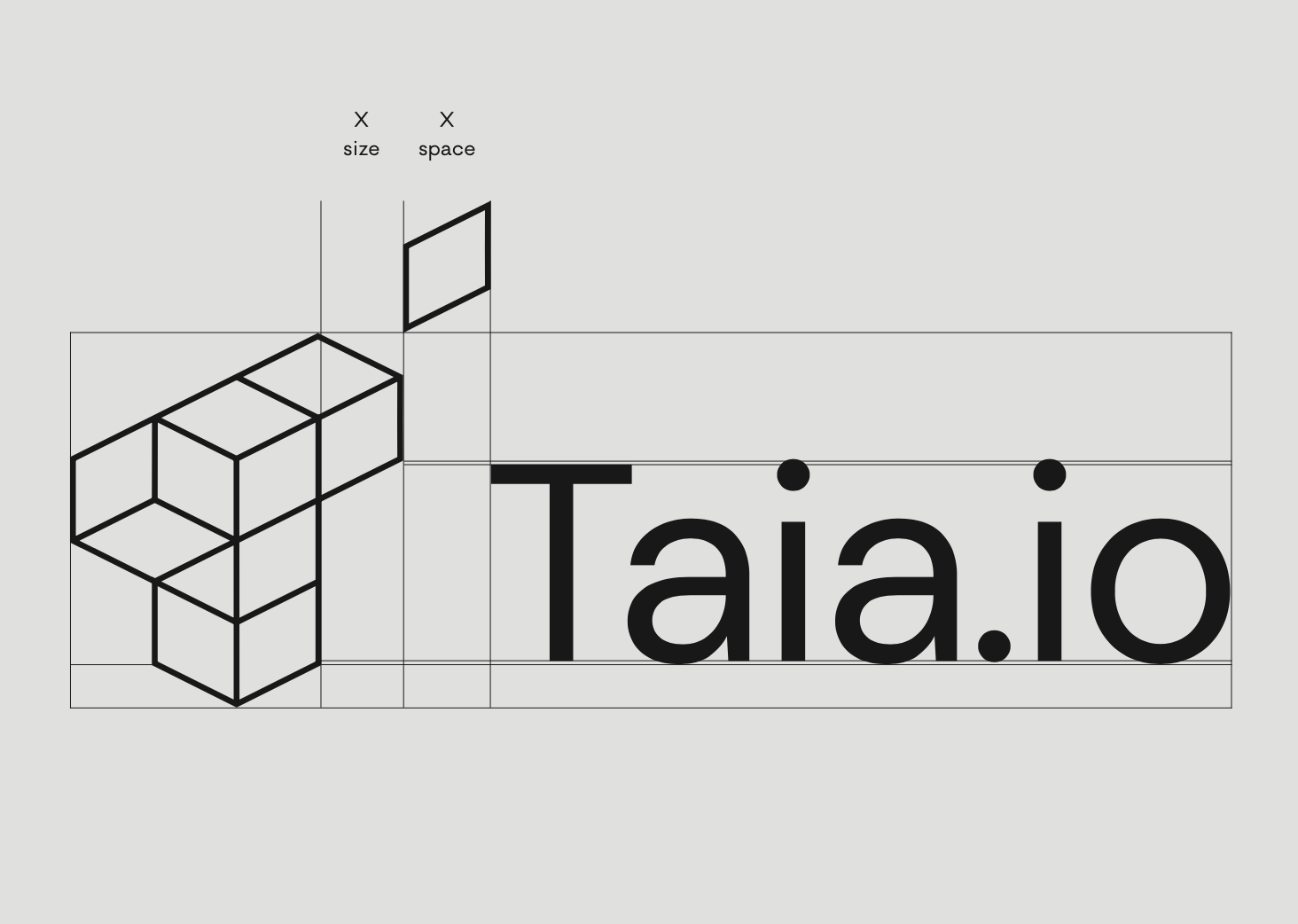 Guideline for Taia's logo