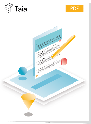 Optimise your translation process with Taia's checklist