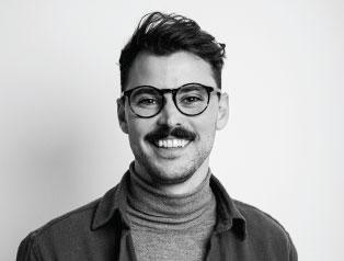 Business Development Manager Julien Vezina