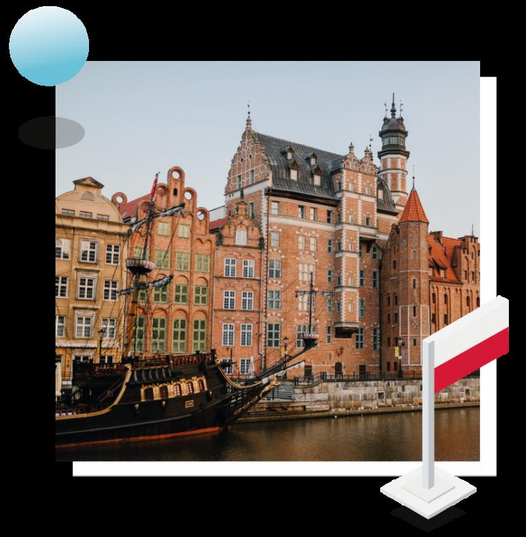 Header for Polish Translation Services landing page