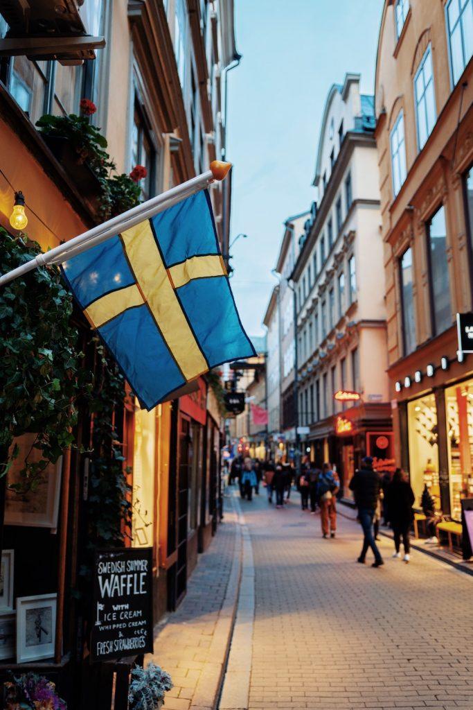 Streets of Sweden